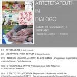 Arteterapeuti in dialogo. Conferenza di Arteterapia
